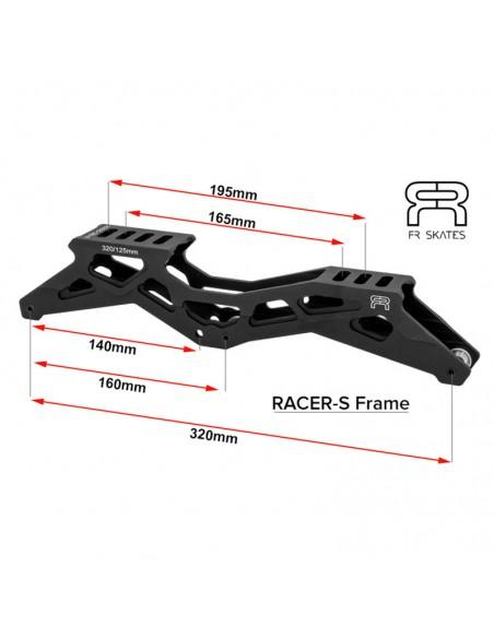 2 FR - RACER S 325 FRAMES - 320mm