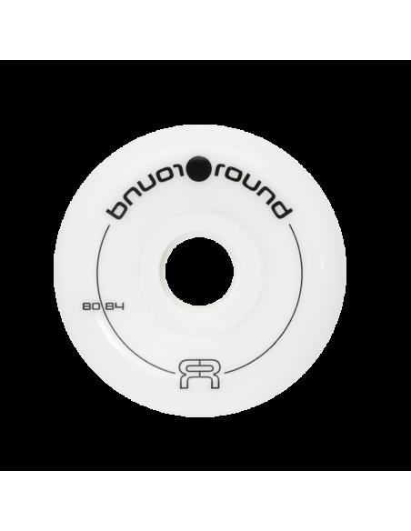 3 FR - ROUND WHEELS - 84A x1