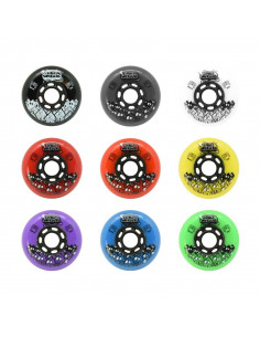 1 FR - STREET INVADERS WHEEL 84A x1