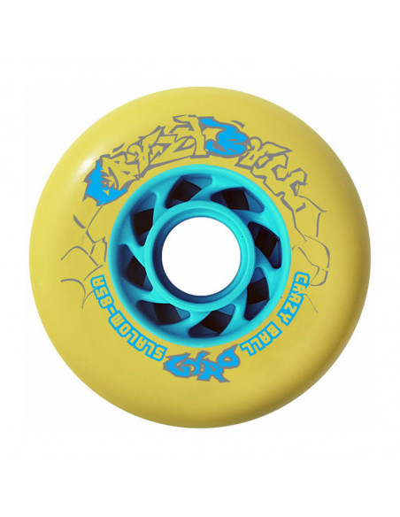3 NEW - GYRO - CRAZY BALL WHEEL - 85A X1