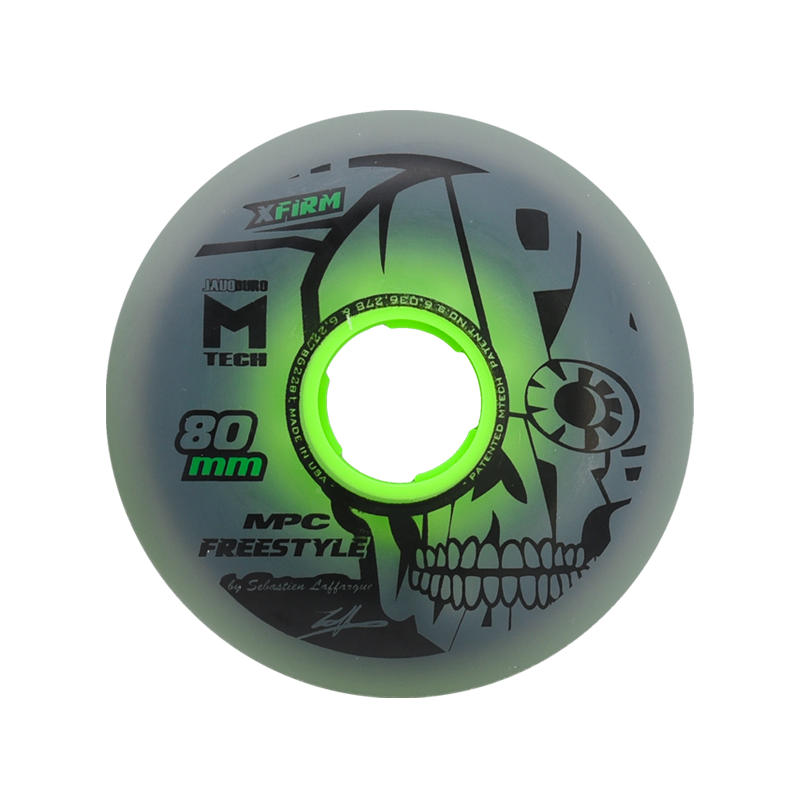 1 MPC - FREESTYLE WHEELS X-Firm - DUAL NATURAL x 1
