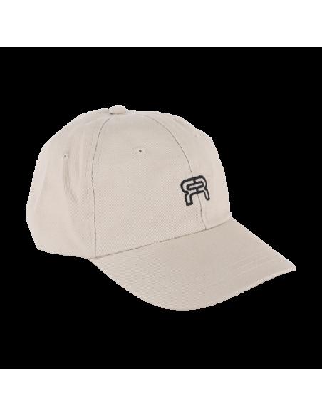 3 FR - CLASSIC LOGO 6P CAP