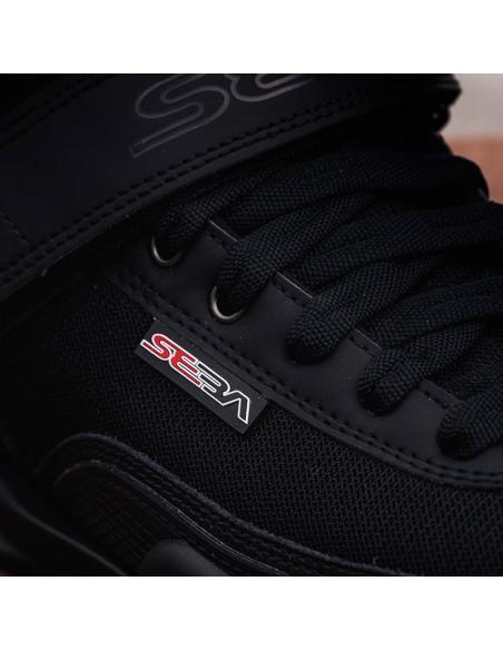 3 SEBA - CJ2 - PRIME - BLACK - BOOT ONLY