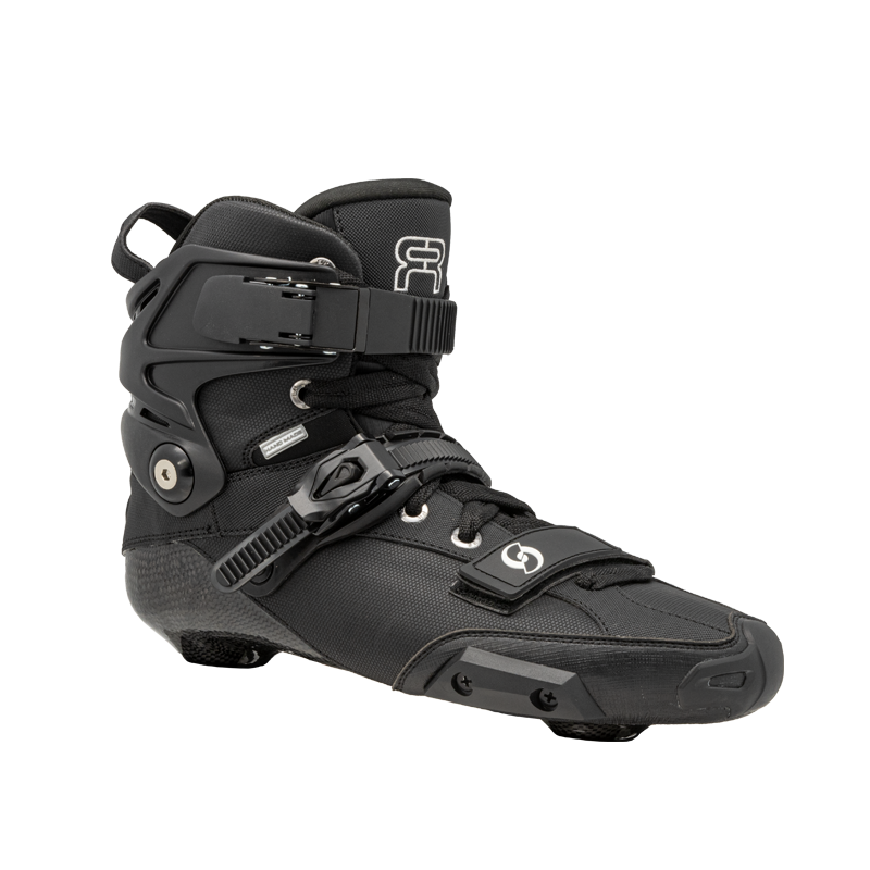 FR - SPIN - BLACK - BOOT ONLY - 2021